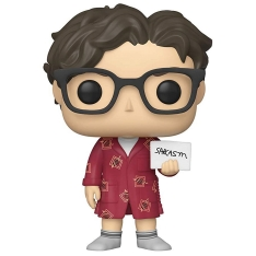 Фигурка Funko POP! Big Bang Theory: Leonard 38586