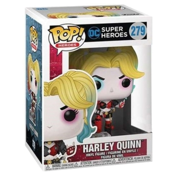 Фигурка Funko POP! Heroes: Harley Quinn with Boombox Exclusive 38976