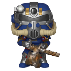 Фигурка Funko POP! Fallout 76: Tricentennial Power Armor Exclusive 39035