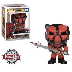 Фигурка Funko POP! Fallout 76: X-01 Power Armor Exclusive 39036