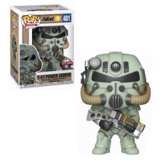 Фигурка Funko POP! Fallout 76: T-51 Power Armor Green Exclusive 39037