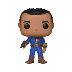 Фигурка Funko POP! Fallout 76: Vault Dweller Male 39039