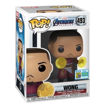 Фигурка Funko POP! Avengers Endgame: Wong Exclusive 40169