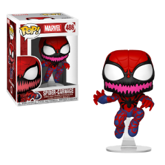 Фигурка Funko POP! Bobble: Marvel: Spider-Carnage (Exclusive) 39189