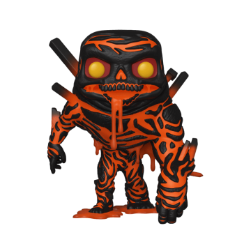Фигурка Funko POP! Spider Man Far From Home: Molten Man 39209
