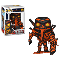 Фигурка Funko POP! Spider Man Far From Home: Molten Man 39209