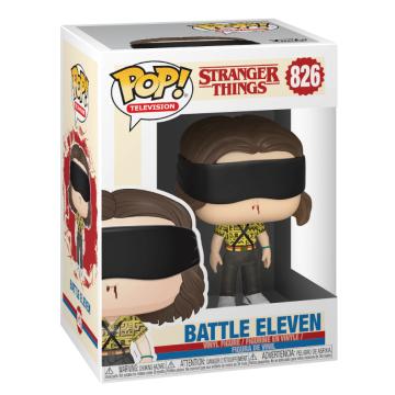 Фигурка Funko POP! Stranger Things: Battle Eleven 39367