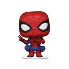 Фигурка Funko POP! Spider Man Far From Home: Spider Man Hero Suit 39403