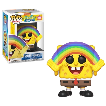Фигурка Funko POP! Spongebob: Spongebob Rainbow 39552