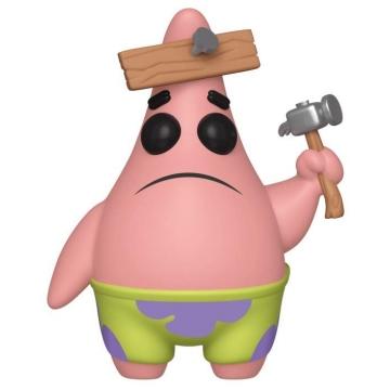 Фигурка Funko POP! Spongebob: Patrick with board 39553