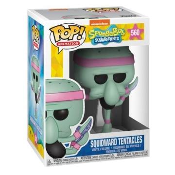 Фигурка Funko POP! Spongebob: Squidward Ballerina 39558