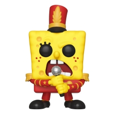 Фигурка Funko POP! Spongebob: Spongebob with Bandoutfit Exclusive 39559