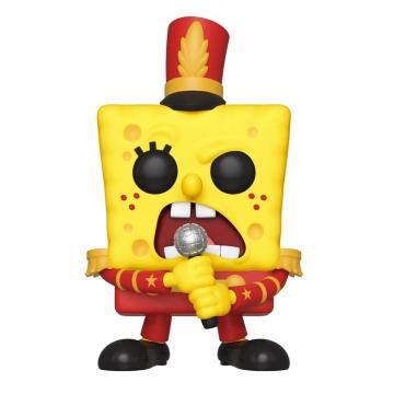 Фигурка Funko POP! Spongebob: Spongebob with Bandoutfit Exclusive 39559