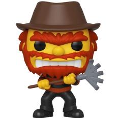 Фигурка Funko POP! The Simpsons: Evil Groundskeeper Willie Exclusive 39726