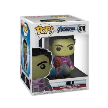 "Фигурка Funko POP! Avengers Endgame: Hulk 6"" Inch 39743"
