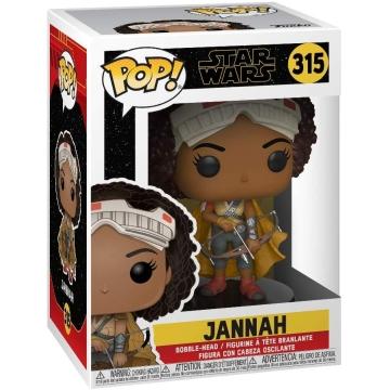 Фигурка Funko POP! Star Wars: Jannah 39884