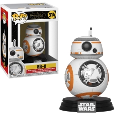 Фигурка Funko POP! Star Wars: BB-8 39886