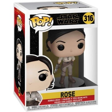 Фигурка Funko POP! Star Wars: Rose 39888