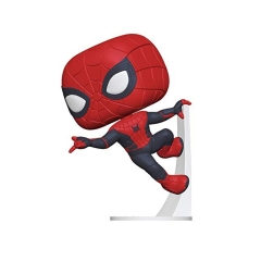 Фигурка Funko POP! Spider Man Far From Home: Spider Man Upgraded 39898