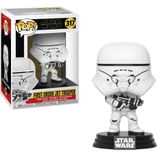 Фигурка Funko POP! Star Wars: First Order Jet Trooper 39899