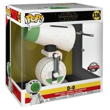 Фигурка Funko POP! Star Wars: D-O 10-Inch Exclusive 43091