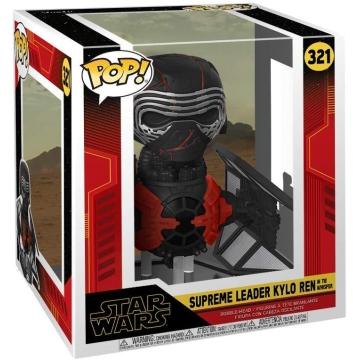 Фигурка Funko POP! The Rise of Skywalker: Supreme Leader Kylo Ren in the Whisper 39914
