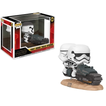 Фигурка Funko POP! Star Wars: First Order Tread Speeder 39915