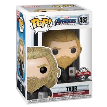 Фигурка Funko POP! Avengers Endgame: Thor with Weapons Exclusive 39980