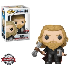 Фигурка Funko POP! Avengers Endgame: Thor with Weapons Exclusive 39980