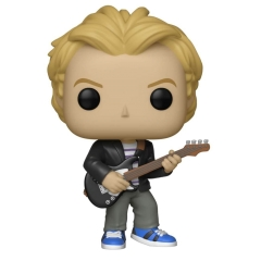 Фигурка Funko POP! Rocks: The Police: Sting 40087