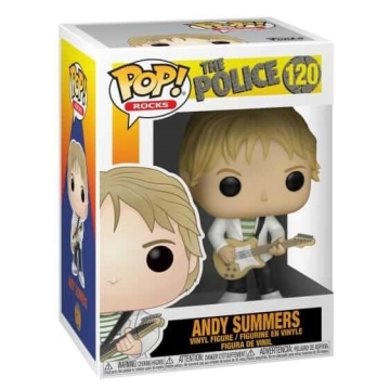 Фигурка Funko POP! Rocks: The Police: Andy Summers 40088