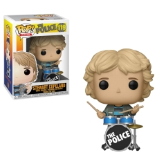 Фигурка Funko POP! Rocks: The Police: Stewart Copeland 40089