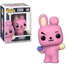 Фигурка Funko POP! Vinyl: BT21: Cooky 40238