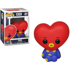 Фигурка Funko POP! Vinyl: BT21: Tata 40240