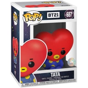 Фигурка Funko POP! Vinyl: BT21: Tata 40240