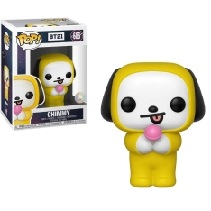 Фигурка Funko POP! Vinyl: BT21: Chimmy 40241