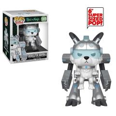 "Фигурка Funko POP! Rick and Morty: Exoskeleton Snowball 6"" Inch 40249"