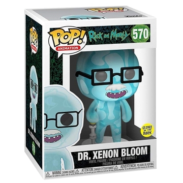 Фигурка Funko POP! Rick and Morty: Dr. Xenon Bloom 40252