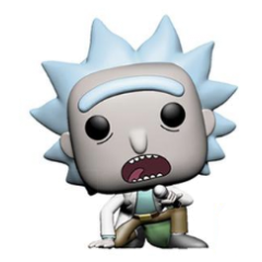 Фигурка Funko POP! Rick and Morty: Get Schwifty Rick (Exclusive) 40254