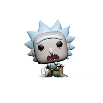 Фигурка Funko POP! Rick and Morty: Get Schwifty Rick (Exclusive) 40254