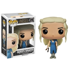 Фигурка Funko POP! Vinyl: Game of Thrones: Mhysa Daenerys (Blue Dress) 4048