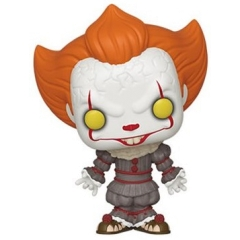 Фигурка Funko POP! Vinyl: Movies: IT: Chapter 2: Pennywise with Open Arms 40627