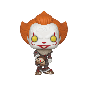 Фигурка Funko POP! IT: Chapter 2: Pennywise with Beaver Hat 40629