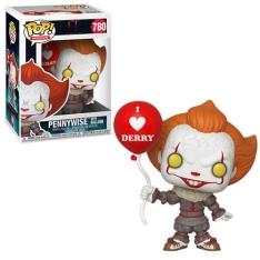 Фигурка Funko POP! IT: Chapter 2: Pennywise with Balloon 40630