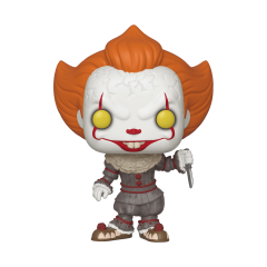 Фигурка Funko POP! IT: Chapter 2: Pennywise with Blade 40632