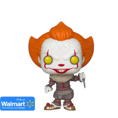 Фигурка Funko POP! IT: Chapter 2: Pennywise with Blade Exclusive 40632