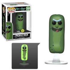Фигурка Funko POP! Rick and Morty: Pickle Rick Exclusive 40861
