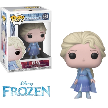 Фигурка Funko POP! Disney: Frozen 2: Elsa 40884