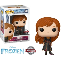 Фигурка Funko POP! Disney: Frozen 2: Anna Travelling (Exclusive) 40887