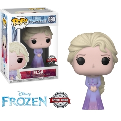 Фигурка Funko POP! Disney: Frozen 2: Elsa Intro (Exclusive) 40890